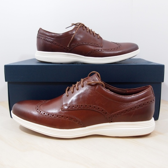 f728aabd201 Cole Haan Shoes | Grand Tour Wingtip Oxfords Woodbury | Poshmark